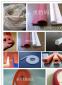 供应粉色硅胶海绵条